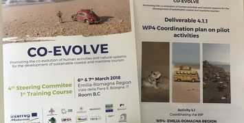 CO-EVOLVE's 4th Sterring Committee - Bologna, 6-7 March 2018